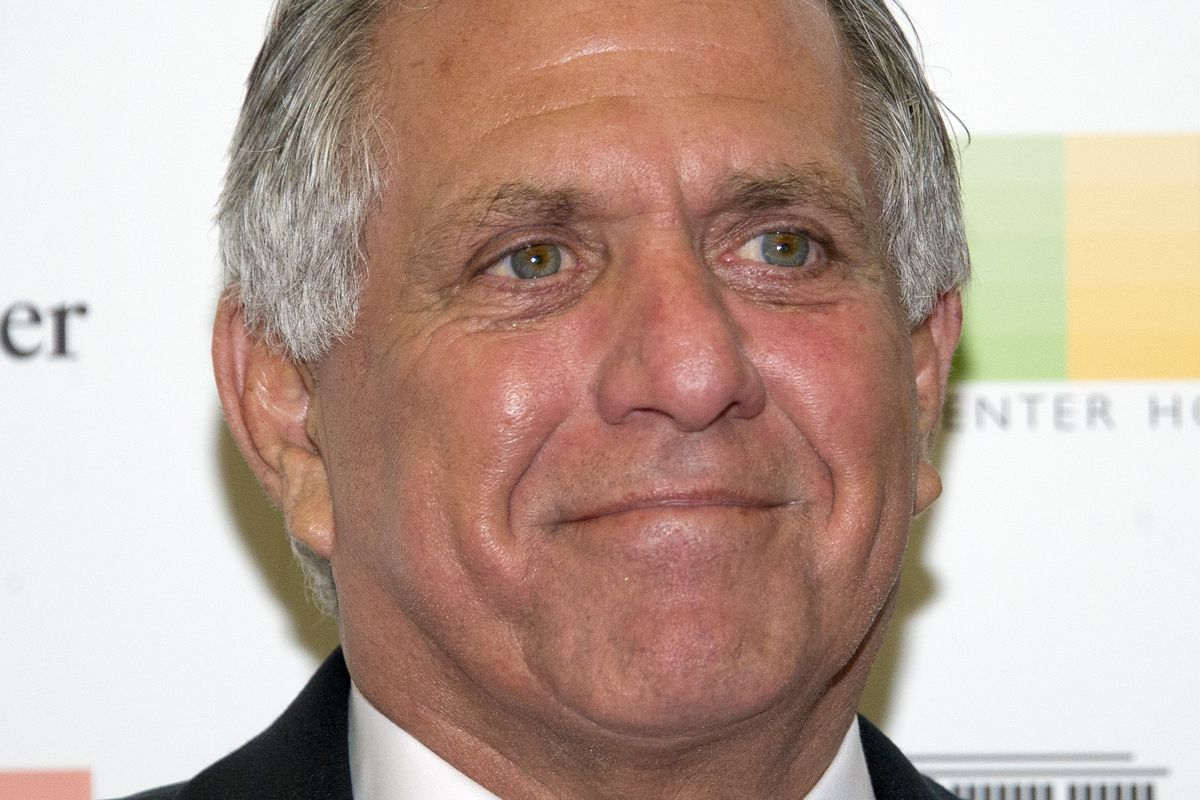 Les Moonves, former CEO of CBS, who left the company after allegations of sexual misconduct