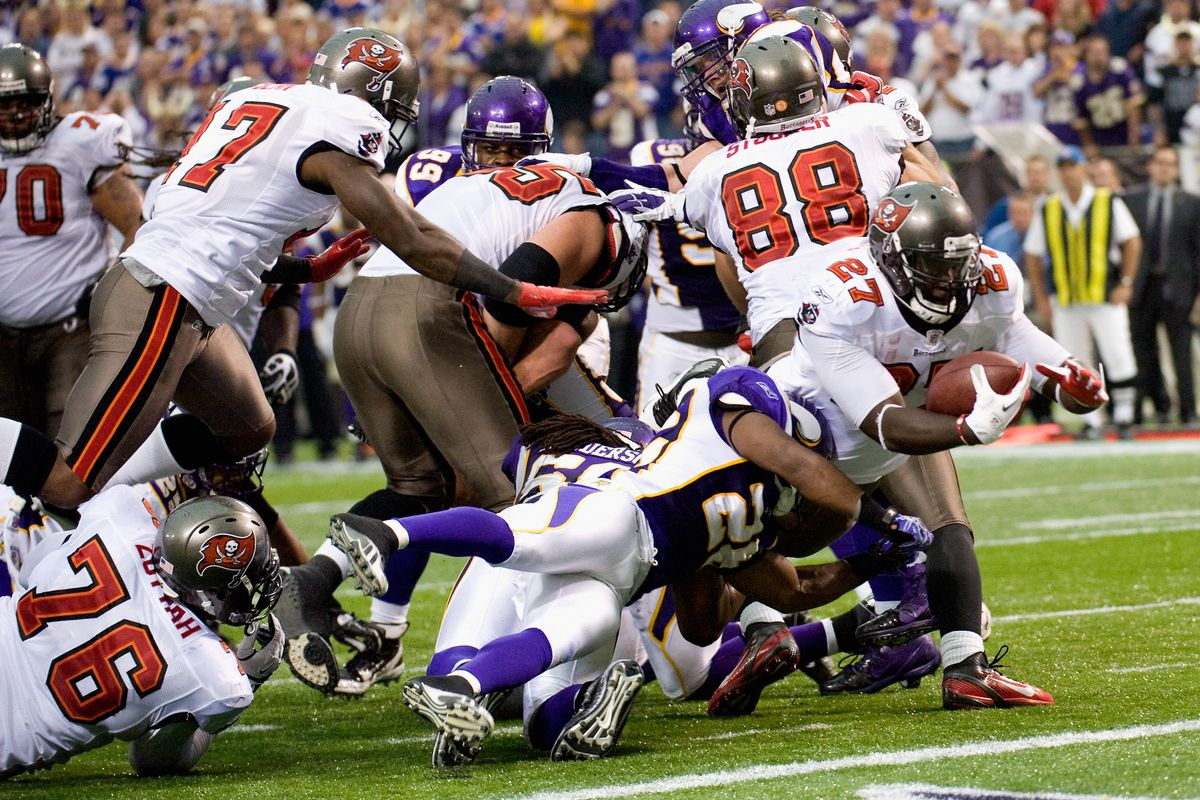Tampa Bay Buccaneers v Minnesota Vikings