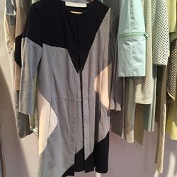 Drome perforated dress, $100