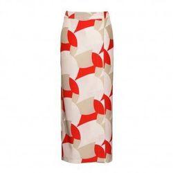 "<a href= ""http://www.hmfashionstar.com/fashion-star-winning-collection-printed-skirt-designed-by-kara/detail.php?p=369336&v=hm"">Fashion Star® Winning Collection Printed Skirt Designed by Kara</a>, $29.95 at H&M"
