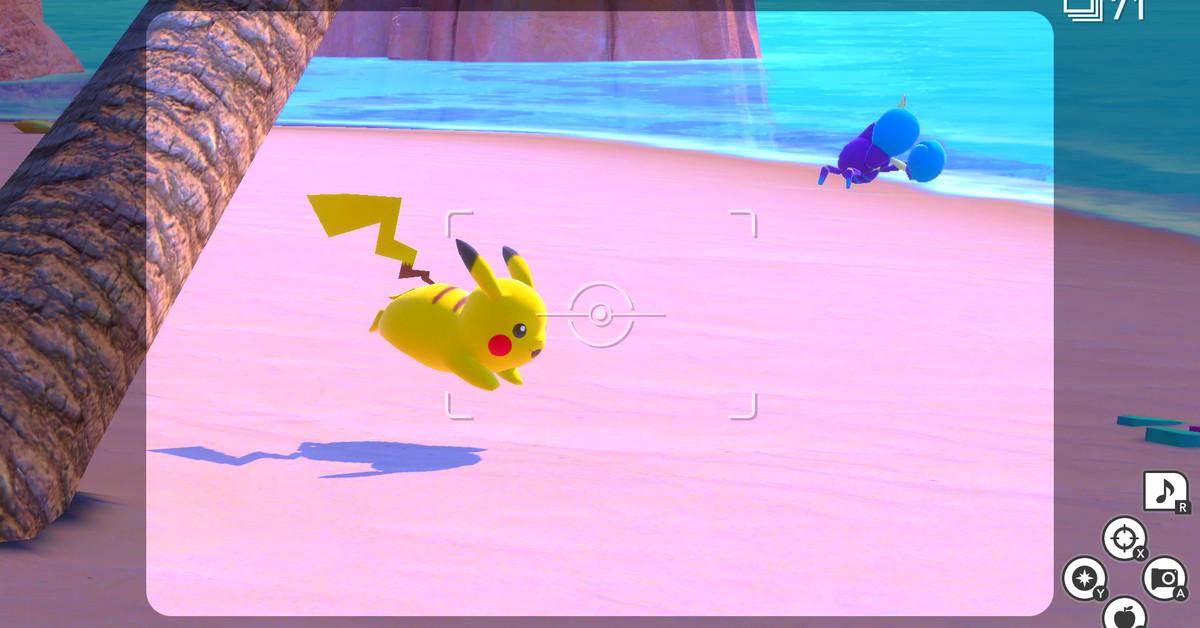 New PokémonSnap adds nighttime photography thumbnail