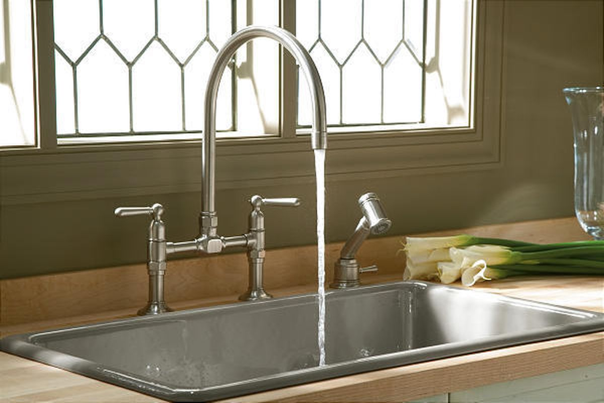 Plumber: Longing for a longer kitchen faucet - Deseret News