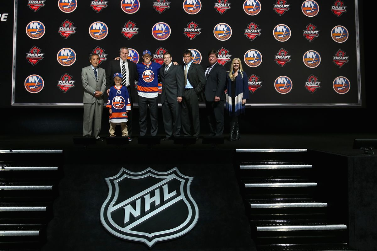Will the Islanders even make it to the podium tonight?