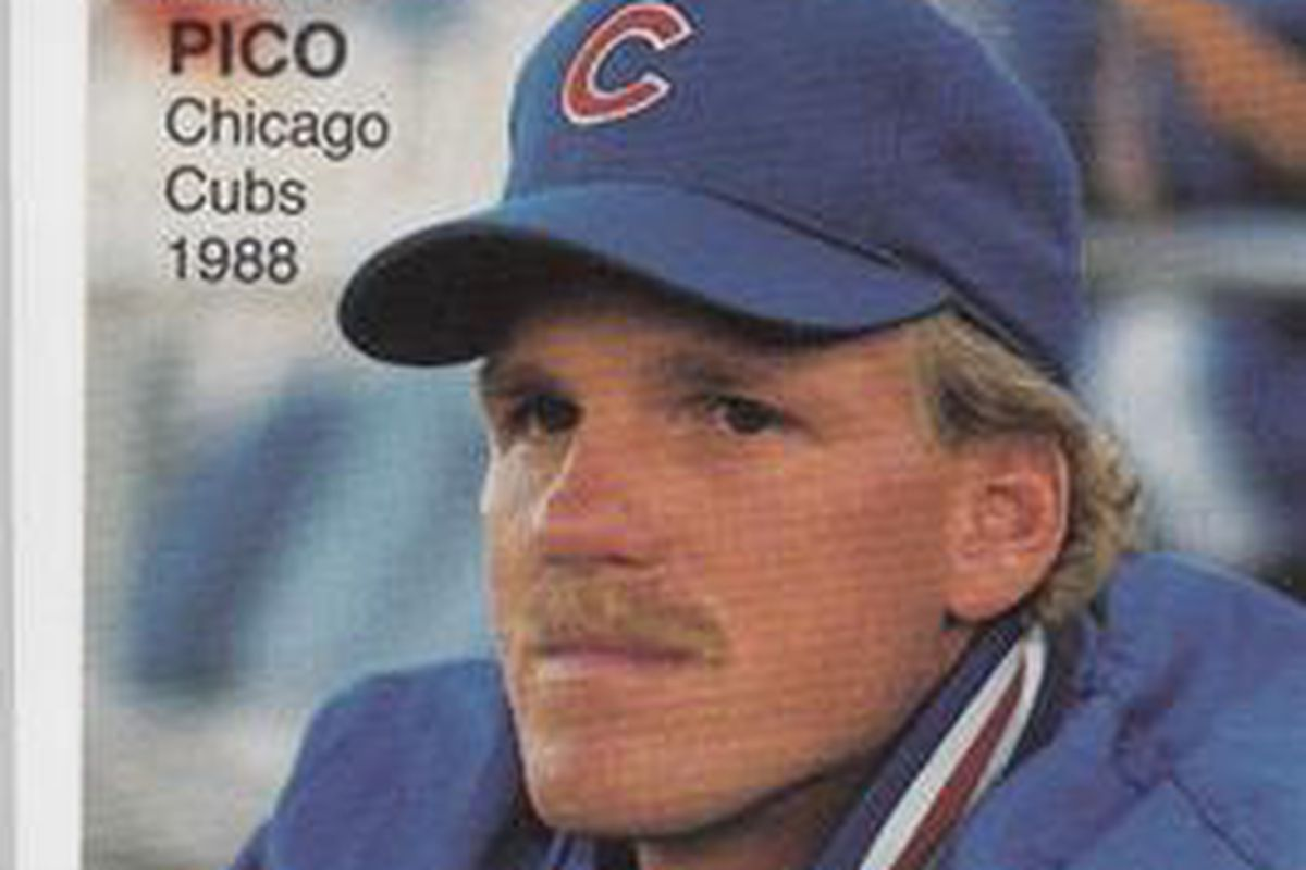 """You may know our new pitching coach from his starring role in """"Rookie of the Year""""."""