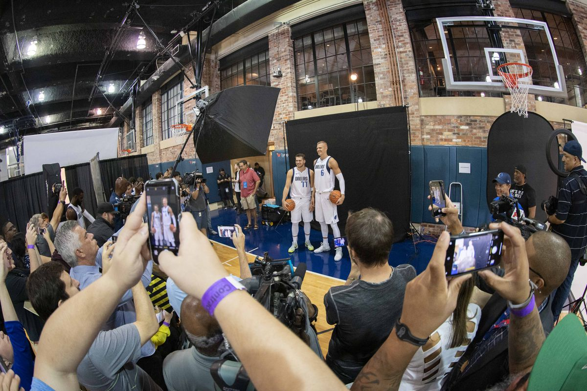 What to watch for during the Mavericks preseason