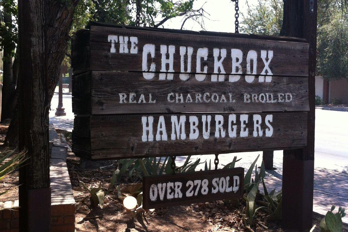 Best burger in town (Photo: Brad Denny)