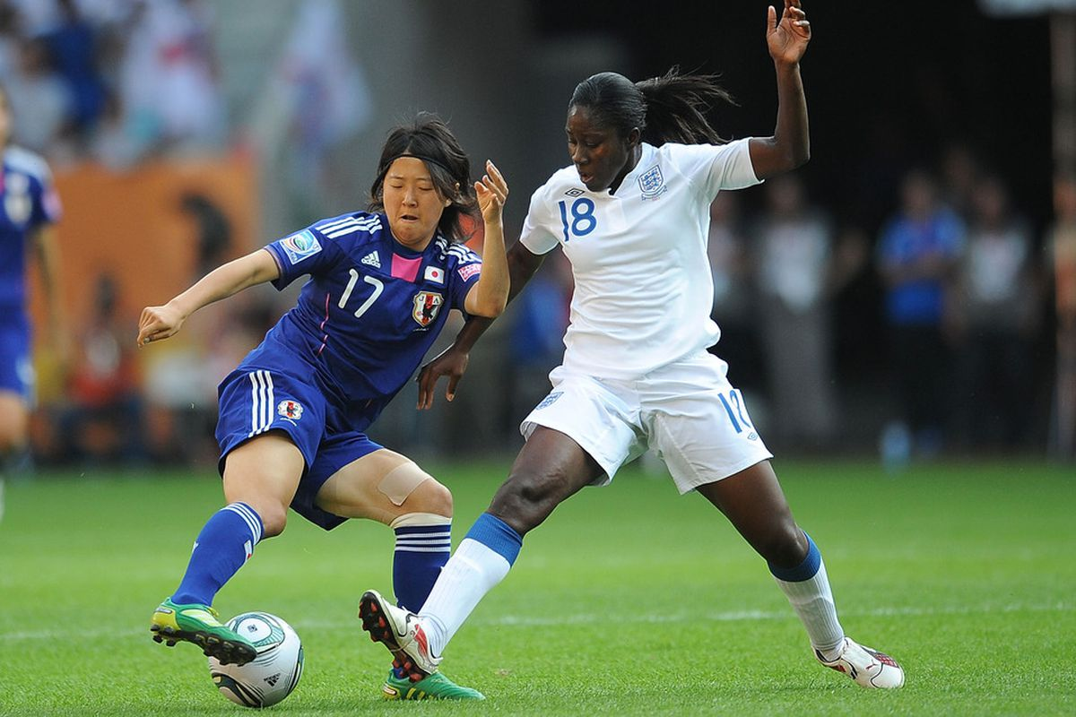 Anita Asante (Photo by Christopher Lee/Getty Images)