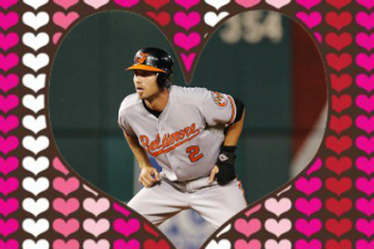 Happy Valentine's Day from J.J. Hardy!