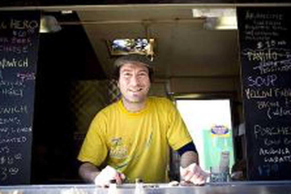 Garden state owner kevin sandri 39 s new gig farm to fit - Atlanta farm and garden by owner ...