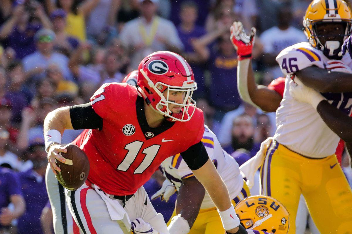 2e98ba724 Georgia has 2 quarterbacks