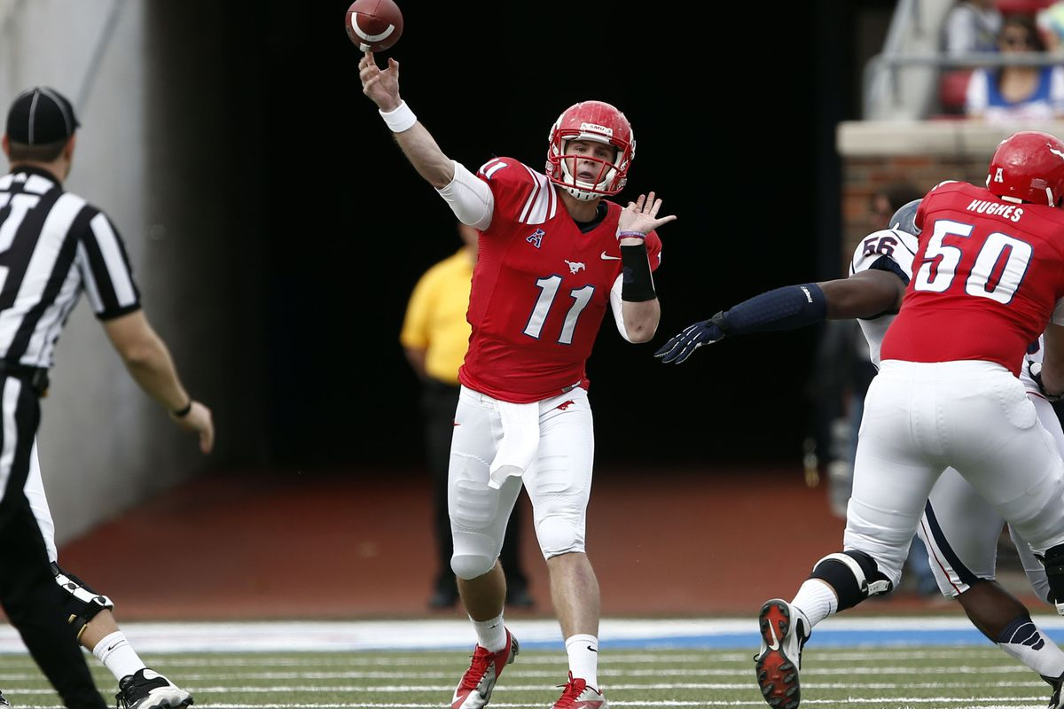 St Louis Rams Select Qb Garrett Gilbert With Pick 214 Turf Show Times