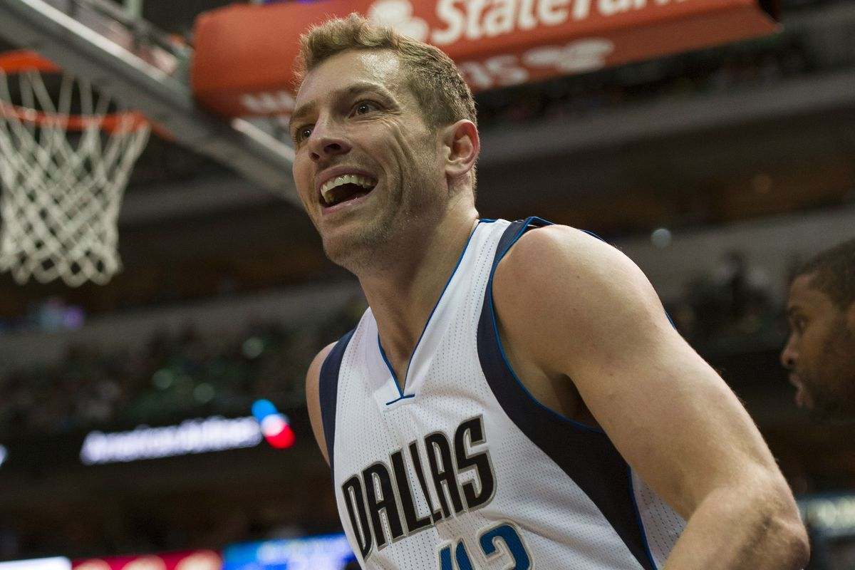 David Lee is incredibly efficient on the Mavs: Plug him in today!