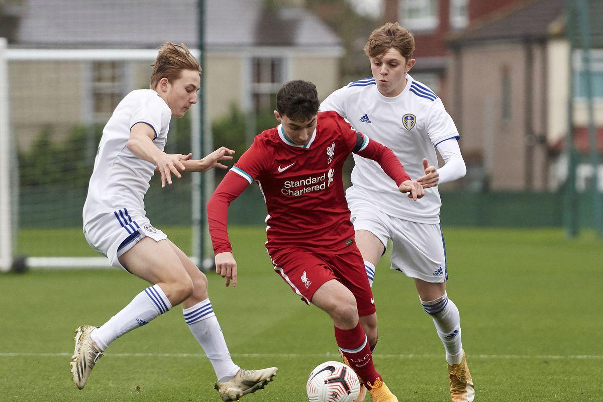 Liverpool v Leeds United: U18 Premier League