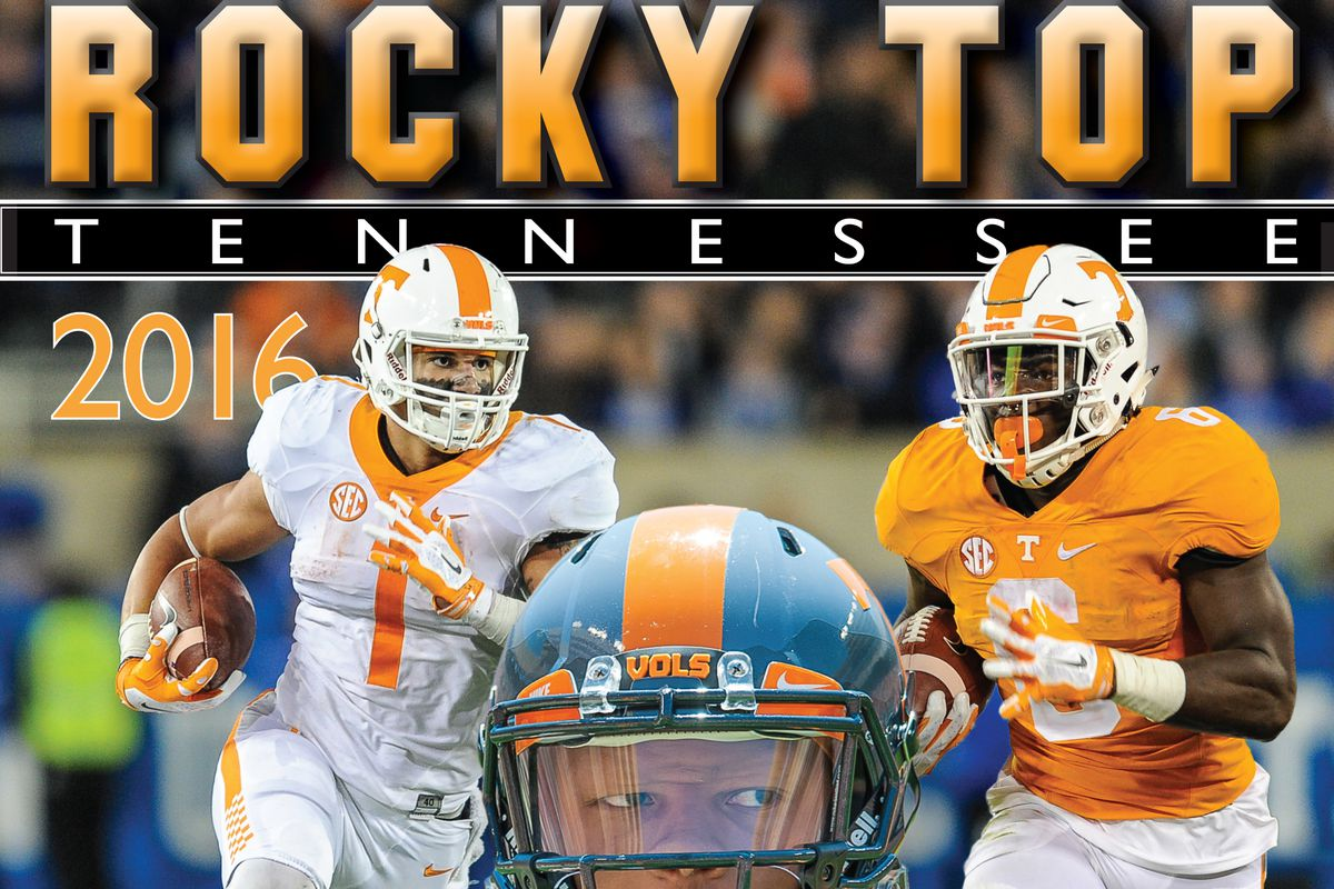 Rocky Top Tennessee 2016