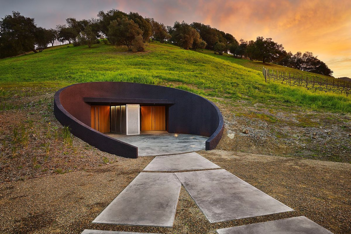 12 high-design wineries across the U.S. - Curbed
