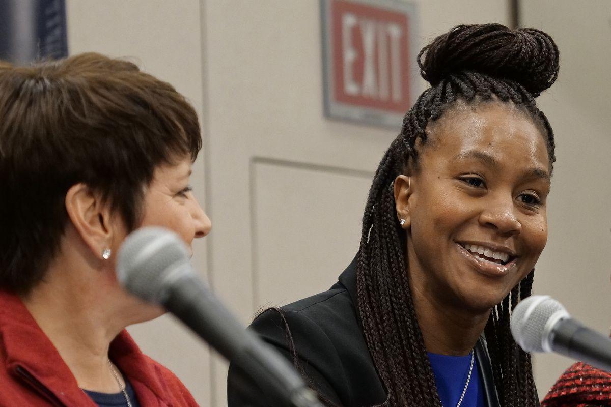 Indiana Fever Introduce Allison Barber - Press Conference