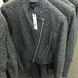 Twill blazer, $169 (was $475)