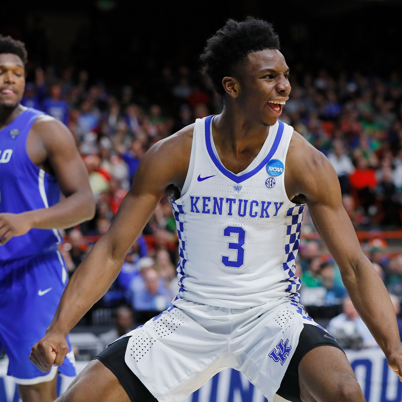 buy online 67f32 b1efd Thunder acquire Kentucky's Hamidou Diallo - Welcome to Loud City