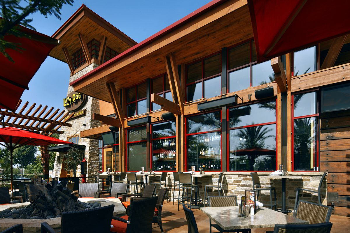 How Many Chain Restaurants Can Squeeze Into Addisons Village On The