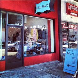 """For your fix of vintage finds and indie cool designers, head south to <a href=""""http://www.unamaesclothing.com"""">Una Mae's</a> (1768 N Vermont Ave) double-decker <a href=""""http://la.racked.com/archives/2013/10/29/designer_vintage_shop_una_maes_scores_a_new_t"""