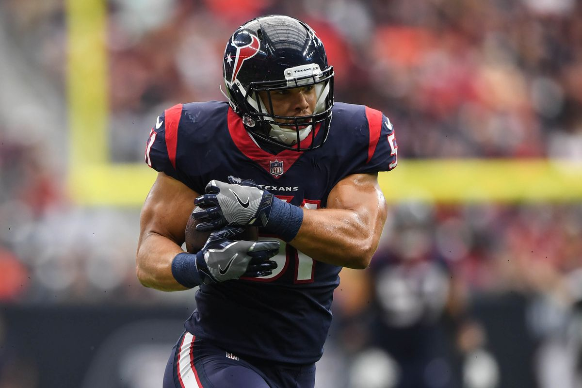 Houston Texans Injury News: Dylan Cole To Injured Reserve With ...