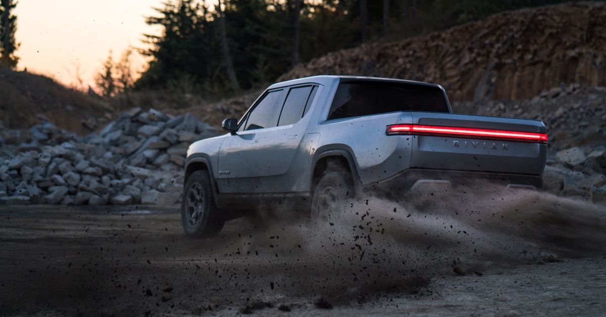 Rivian announces another major funding haul – The Verge
