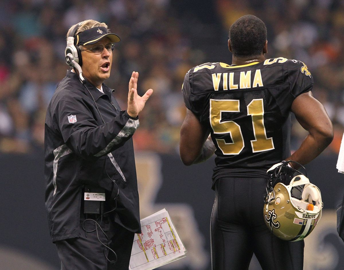 Pittsburgh Steelers v New Orleans Saints