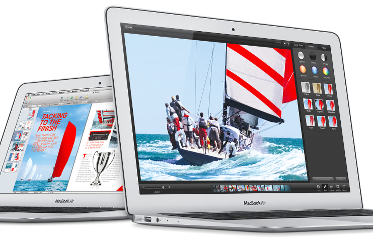 Apple Gives MacBook Air a Speed Bump and $100 Price Cut