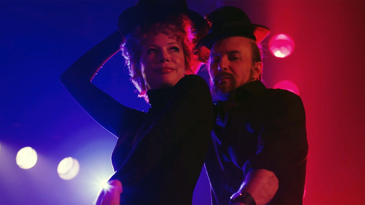 fosse/verdon with sam rockwell and michelle williams