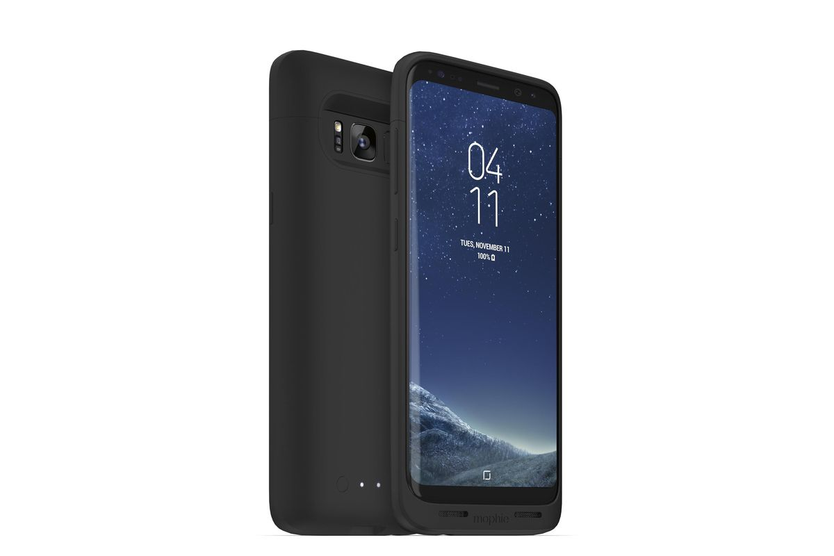 samsung s8 plus charging phone case