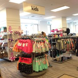 The kids section is huge. The Juicy Couture for little ones is too adorable but also a little too expensive.