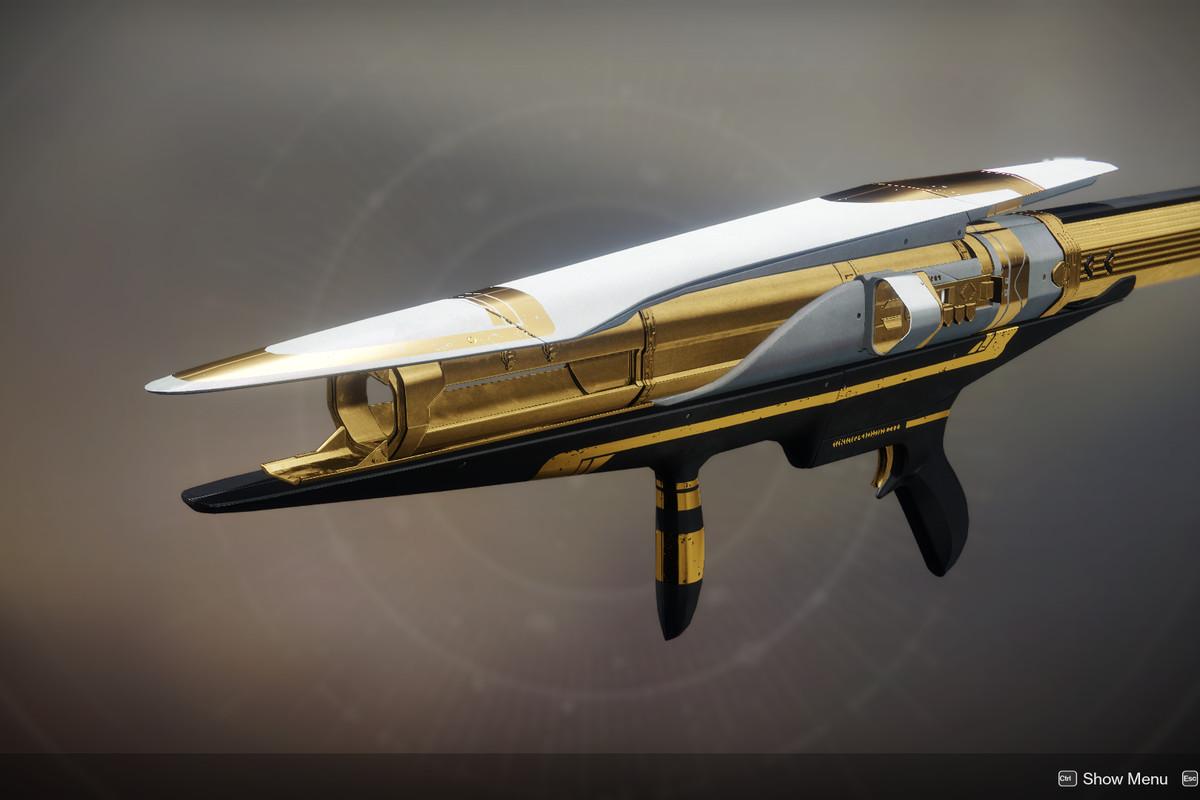 Destiny 2 rocket