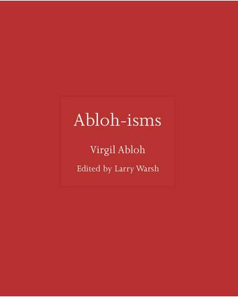 """Abloh-isms."""