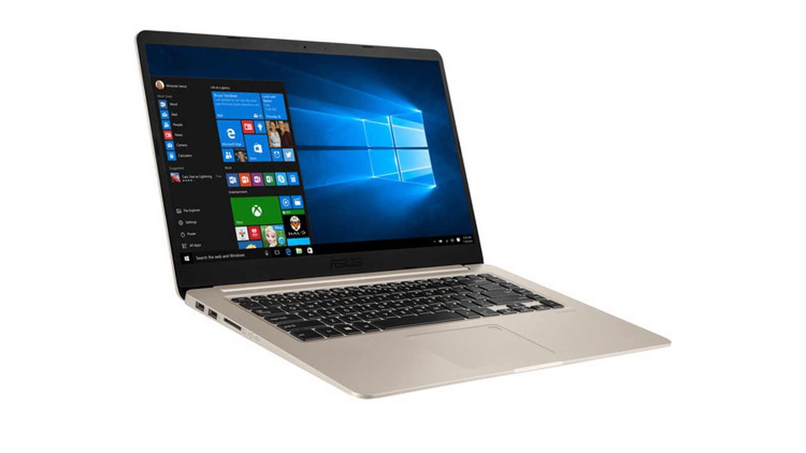 Asus new Vivobook S has slim bezels a 7th-generation processor and only costs 700