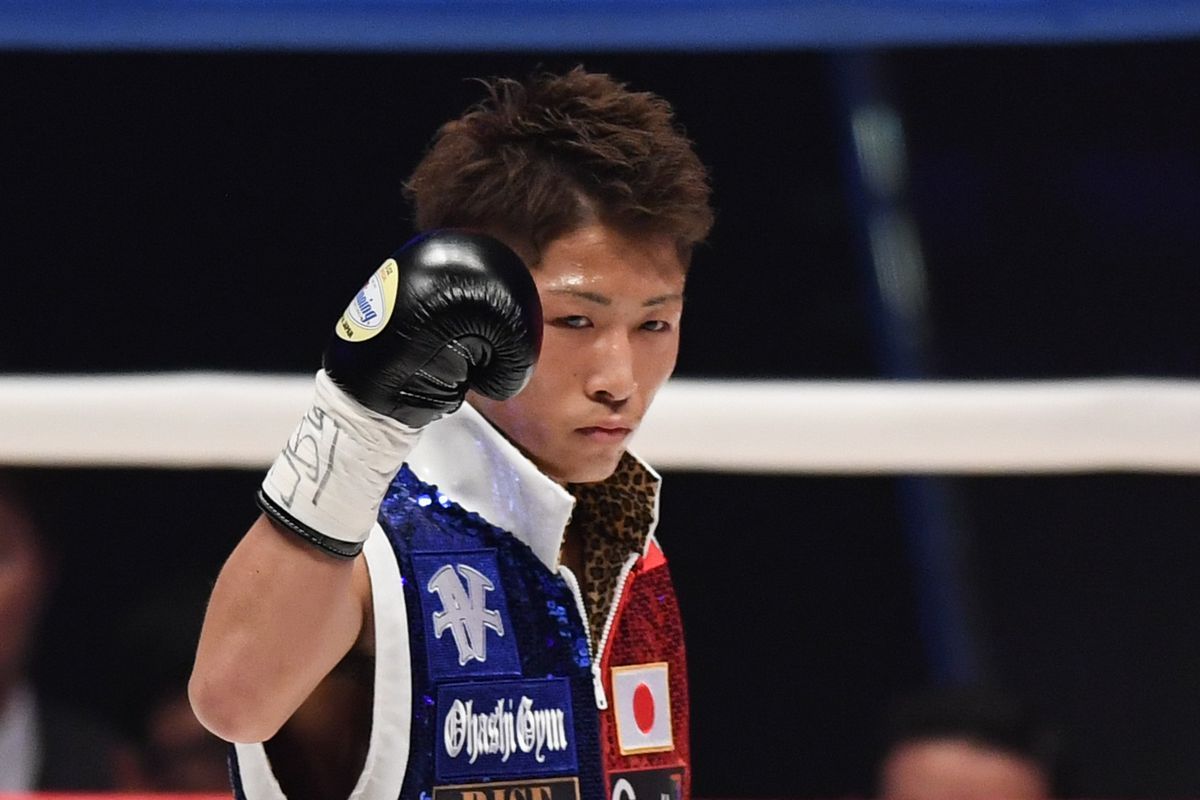 dafd384ff481 He is a Japanese professional boxer who after sixteen fights