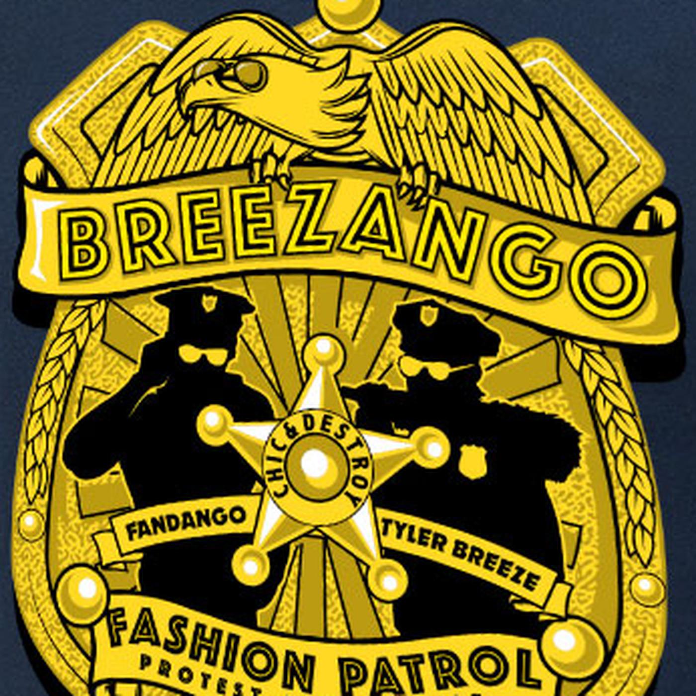 Fashion Police Badge Fashion