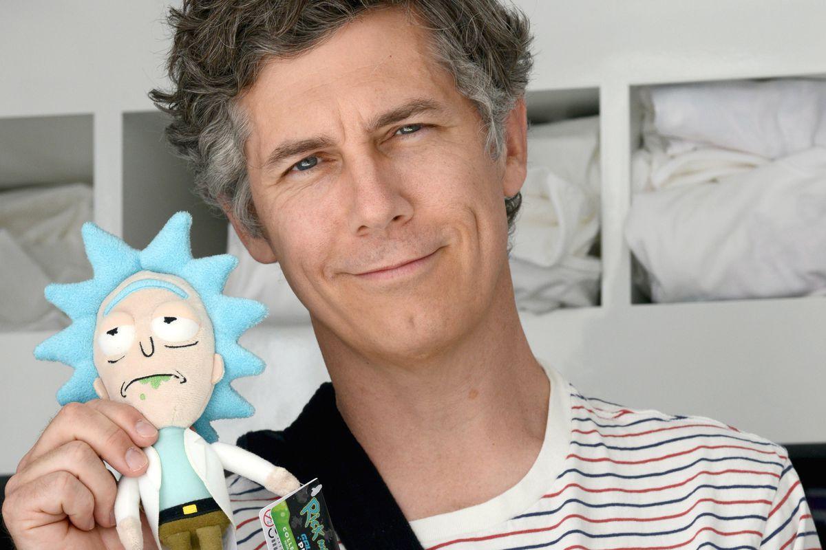 "Adult Swim's ""Rick And Morty"" Mobile Pop-Up Shop - Arrivals"