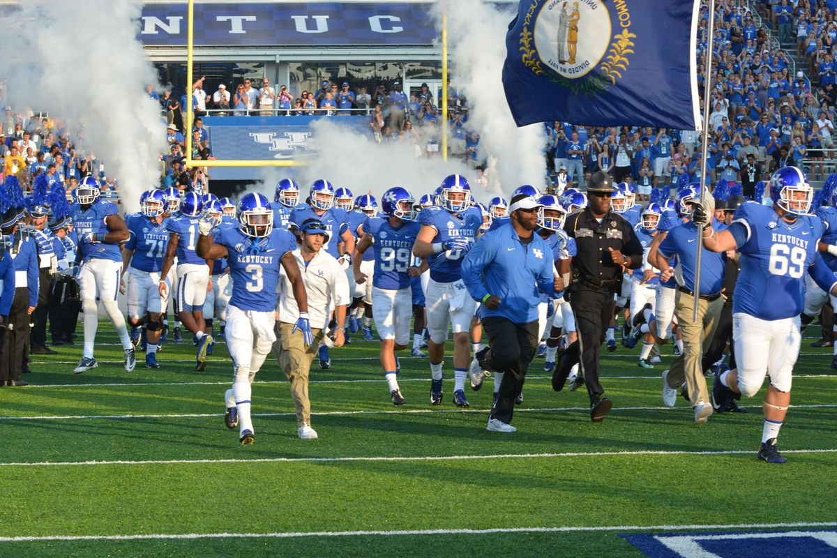 UK Wildcats debut new intro video vs EKU