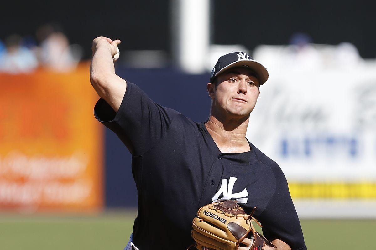 MLB: FEB 26 Spring Training - Blue Jays at Yankees