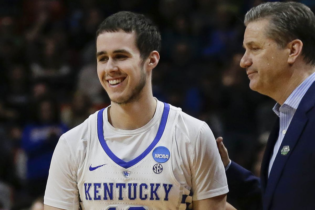 6df33d84155 College Basketball: Brad Calipari trolls the haters with his latest ...
