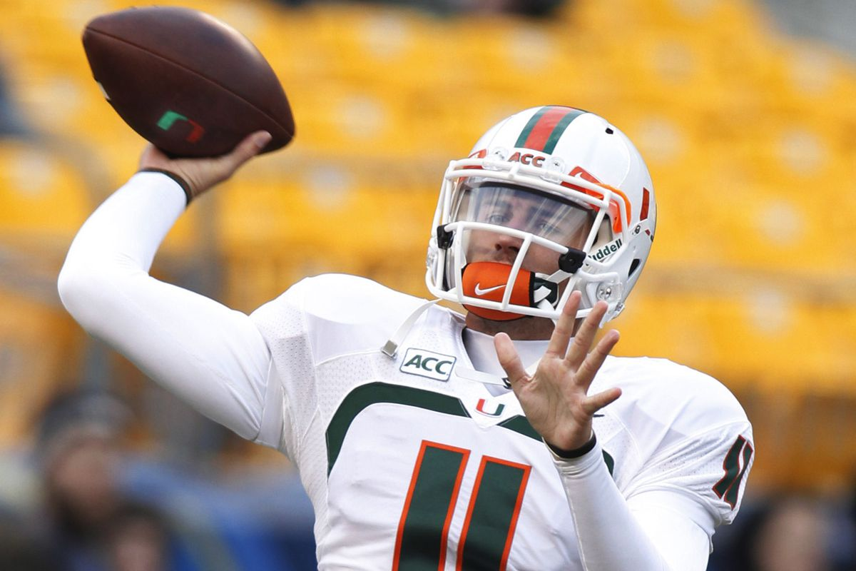 Can Ryan Williams lead the Canes to greatness in 2014?