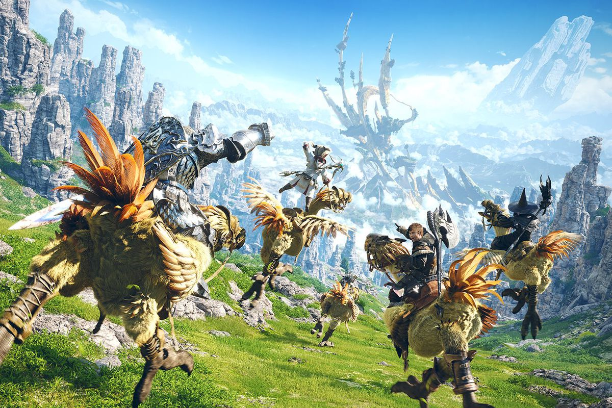 Final Fantasy 14 developers plan to condense the base game's