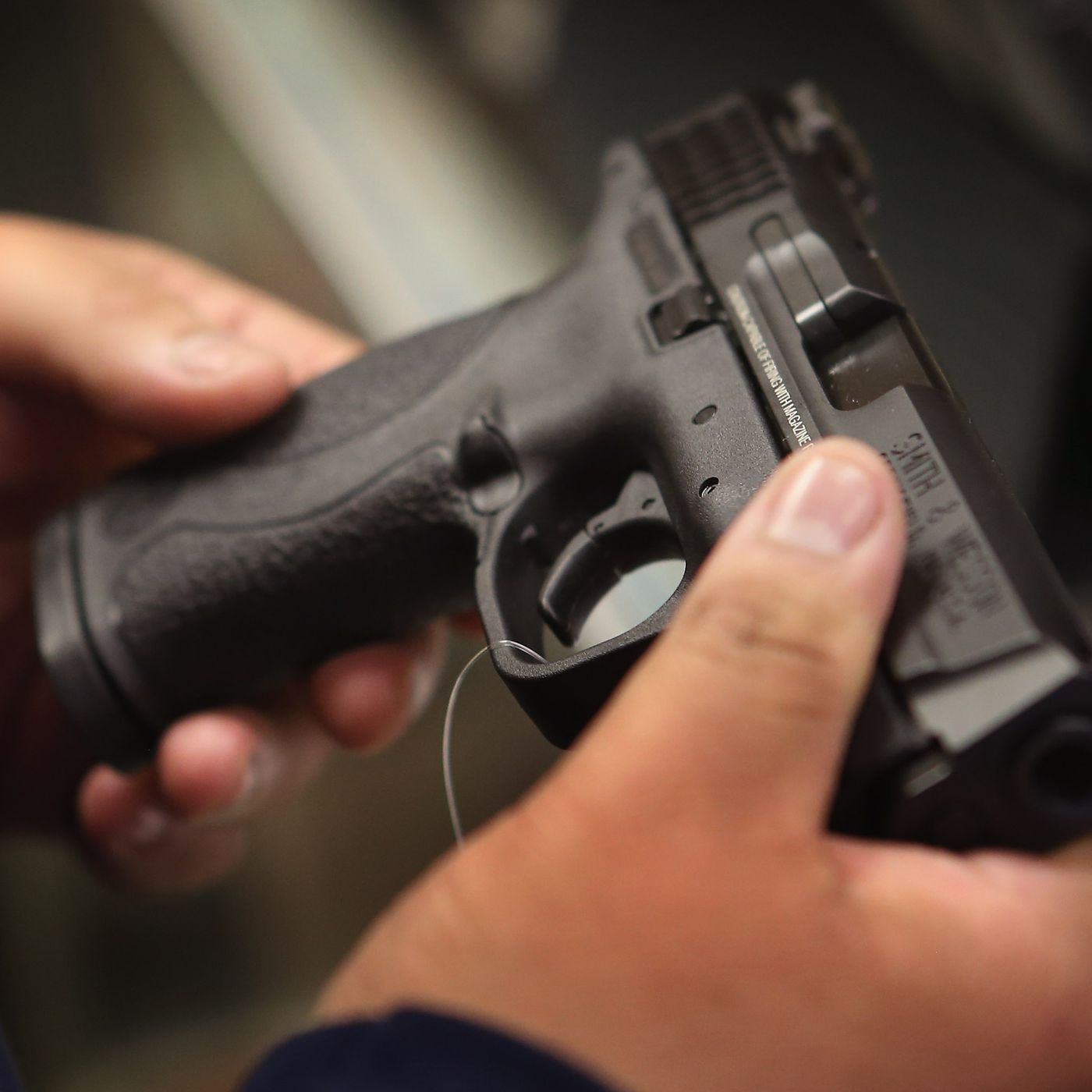 How gun control works in America, compared with 4 other rich countries - Vox