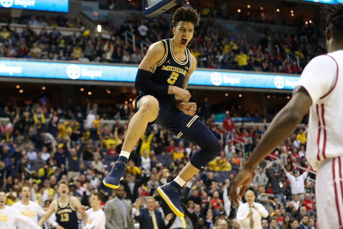 The Orlando Magic select D.J. Wilson from Michigan with the No. 25 overall pick in the Blazer's Edge 2017 NBA Mock Draft.