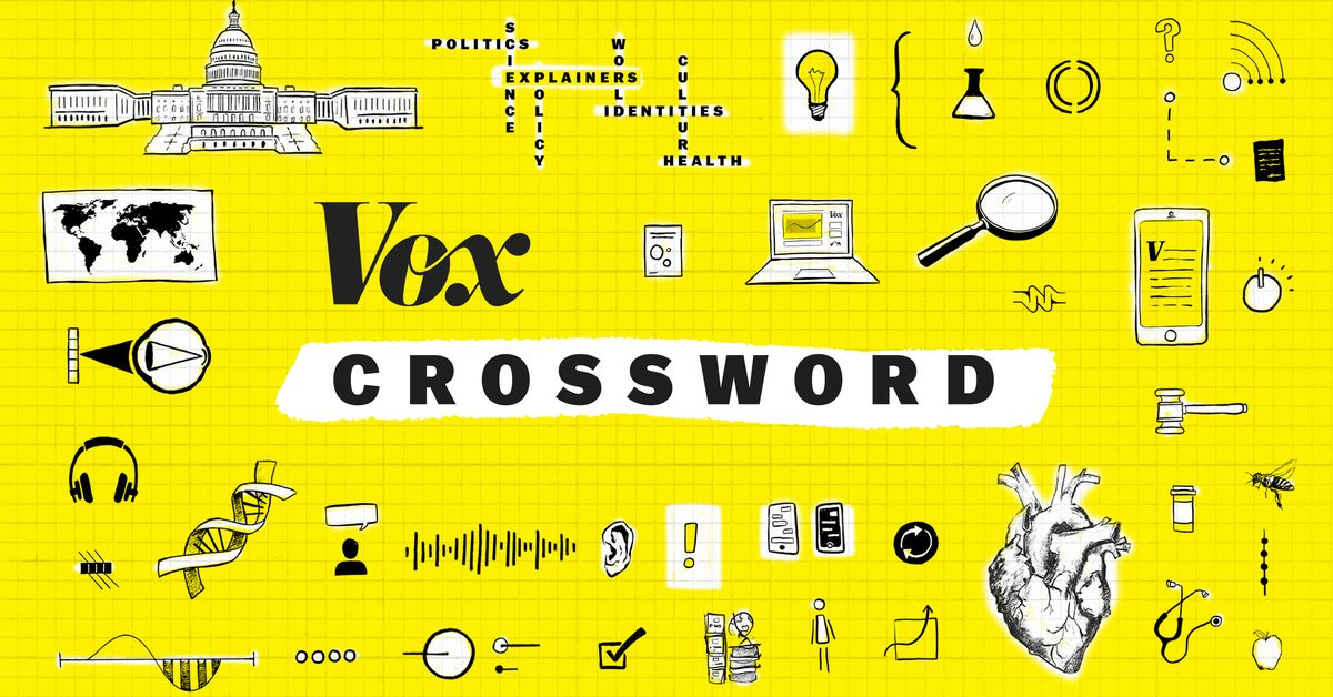 www.vox.com: Free online crossword puzzles from Vox
