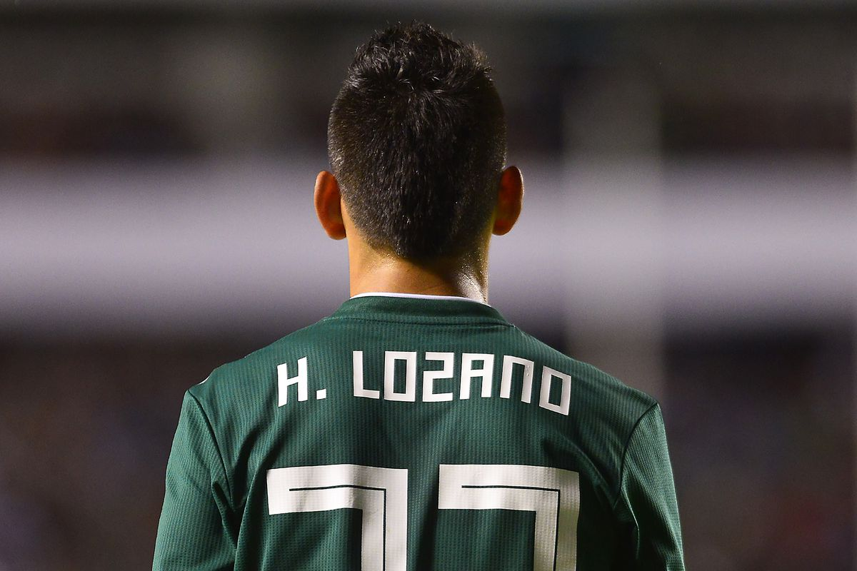 brand new 40857 257ba AC Milan should break the bank for Mexico's Hirving Lozano ...