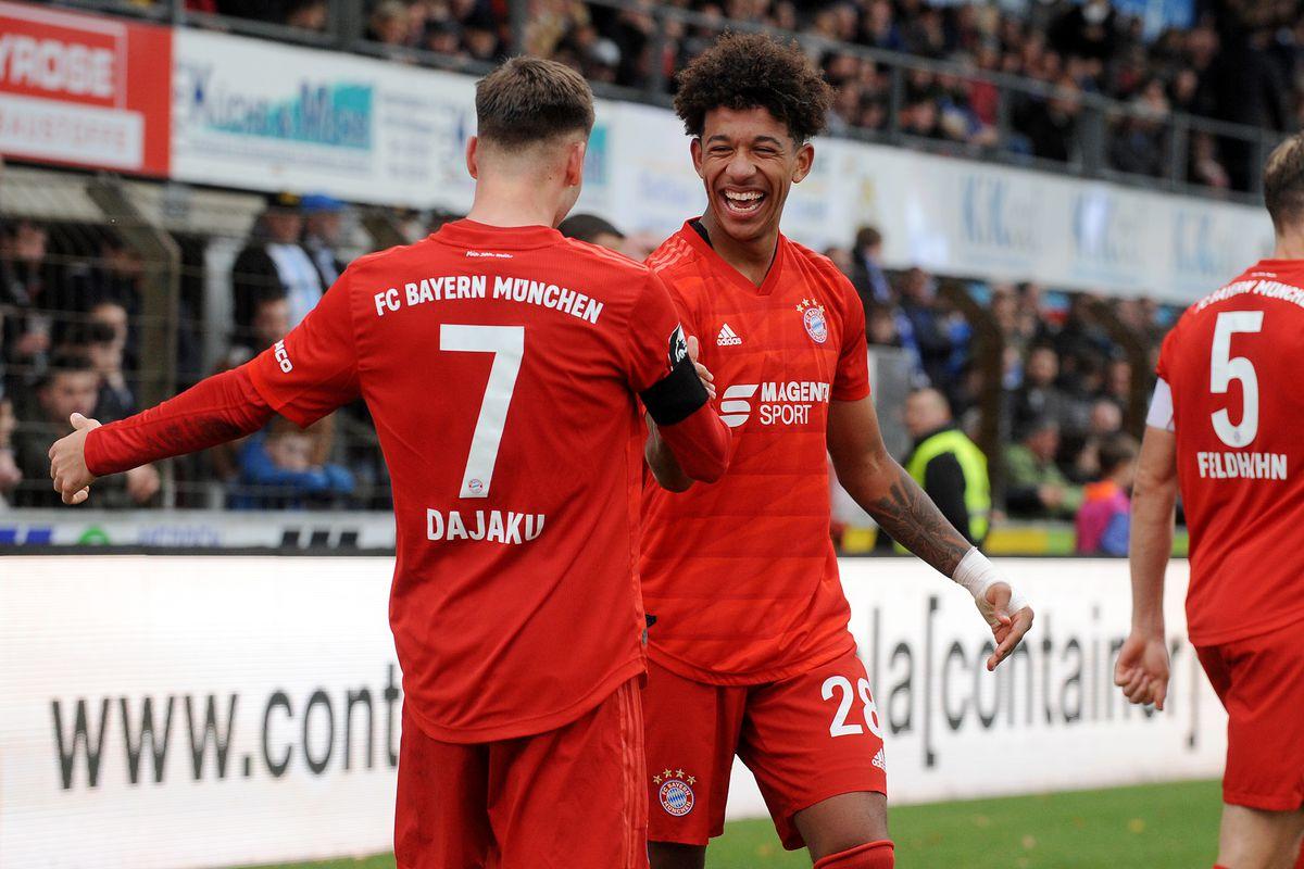 SV Meppen v Bayern Muenchen II - 3. Liga