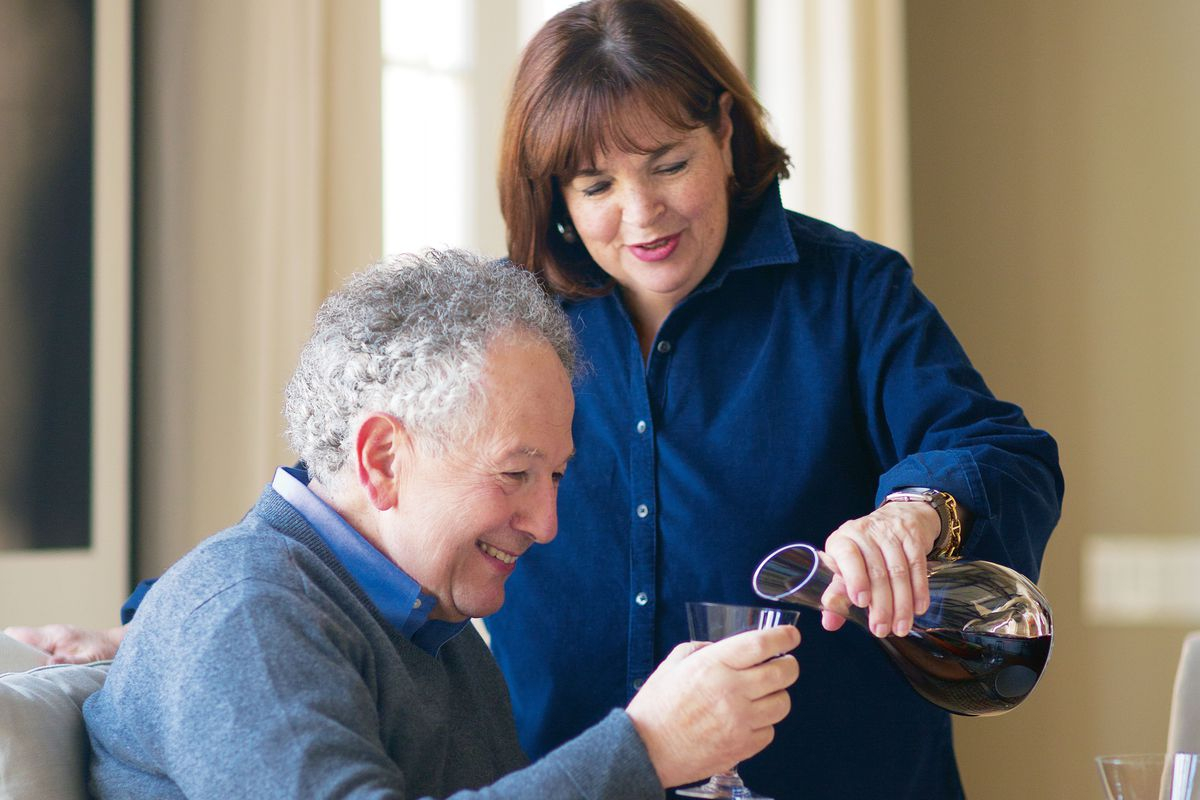 inside ina garten's latest: 'cooking for jeffrey' - eater