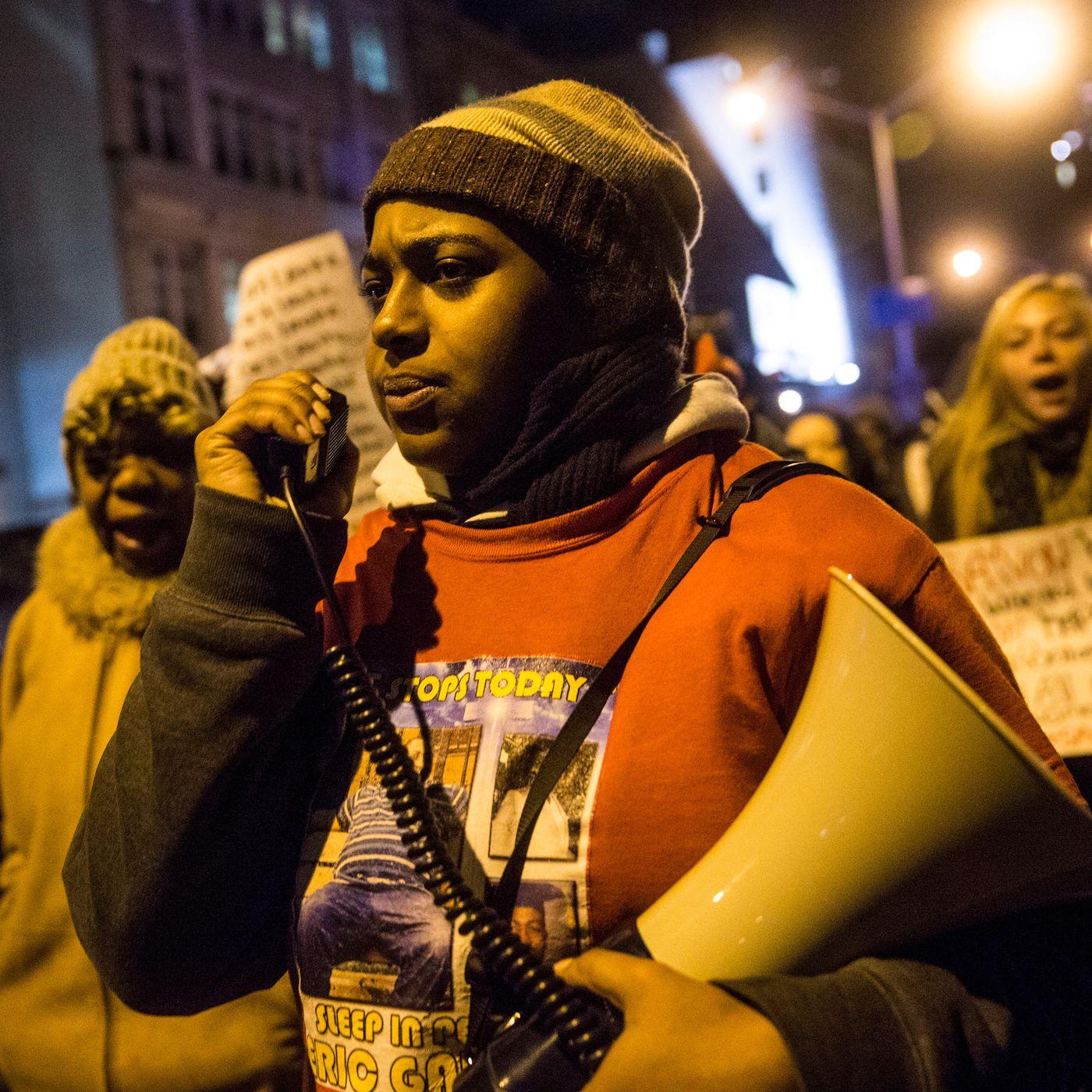Erica Garner is part of America's black maternal mortality