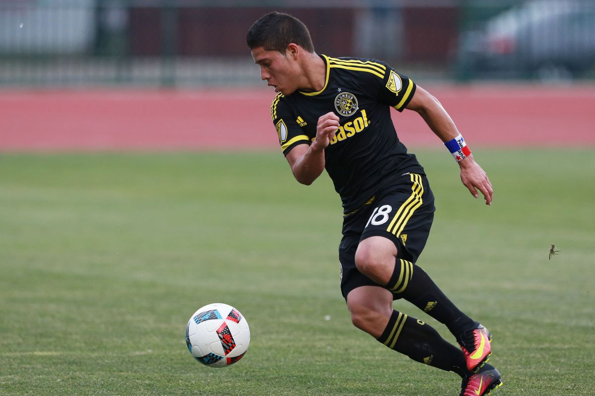 MLS: U.S. Open Cup-Tampa Bay Rowdies at Columbus Crew SC